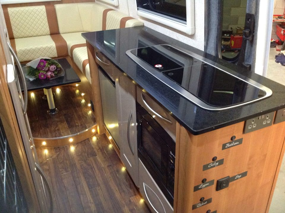 Regal Coach Works Conversions Magnum Motorhomes