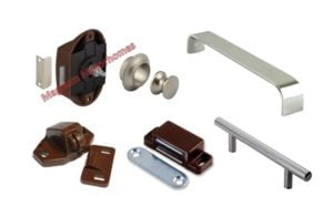 Handles, Hinges & Catches