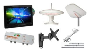 Televisions & Accessories