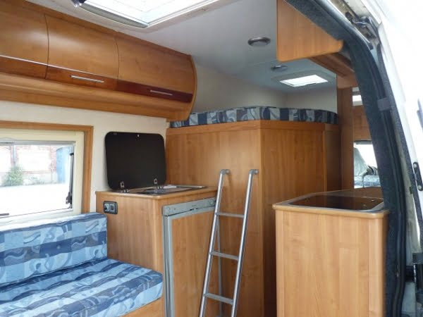 Diy Van Conversions To Motorhomes