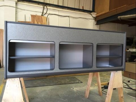 B Amp C Caravans Grey Furniture Magnum Motorhomes