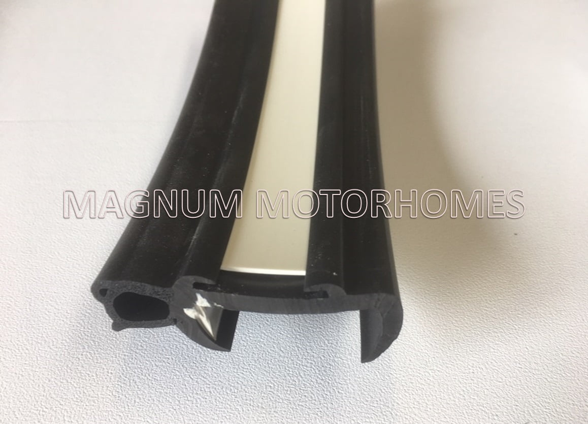 Motorhome//Caravan Window Rubber 35mm Bailey Caravan Special CRS32