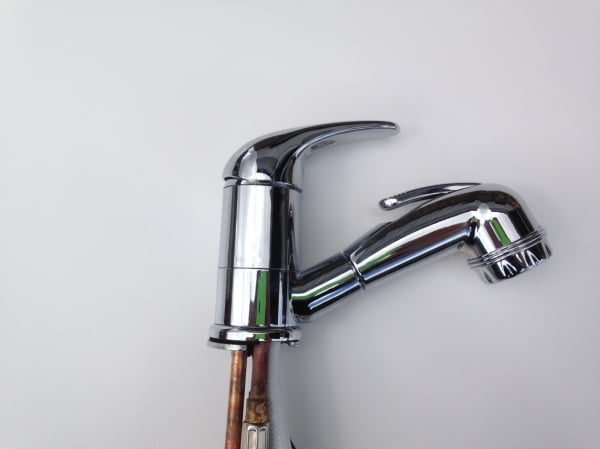 Comet Roma Pull Out Shower Tap - Magnum Motorhomes