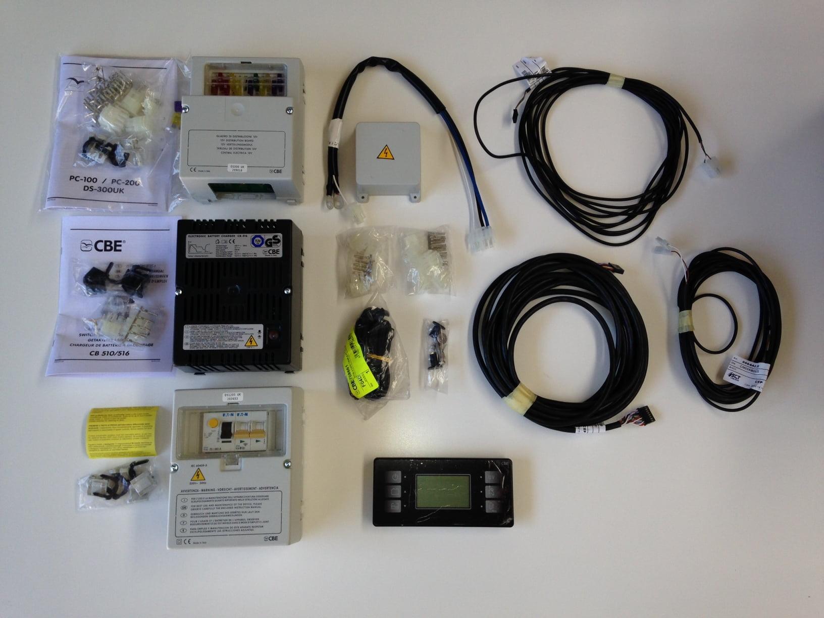 Cbe Pc210 Kit Black