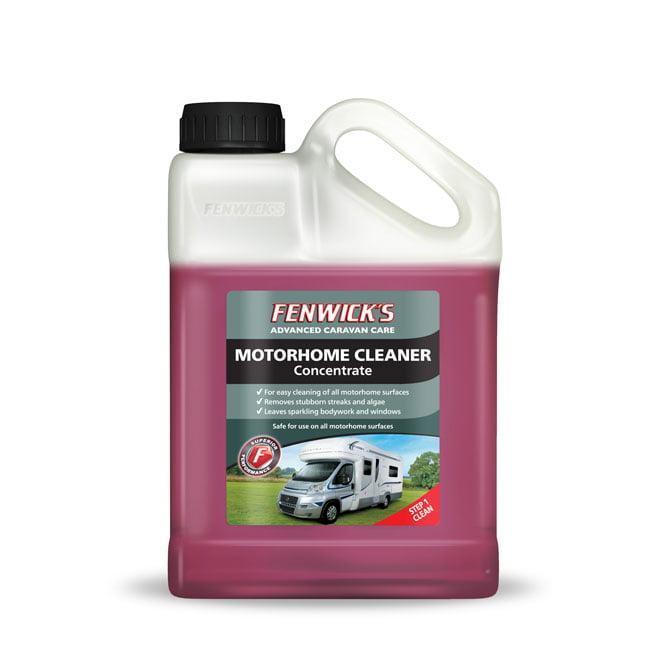 Fenwicks Motorhome Cleaner Magnum Motorhomes