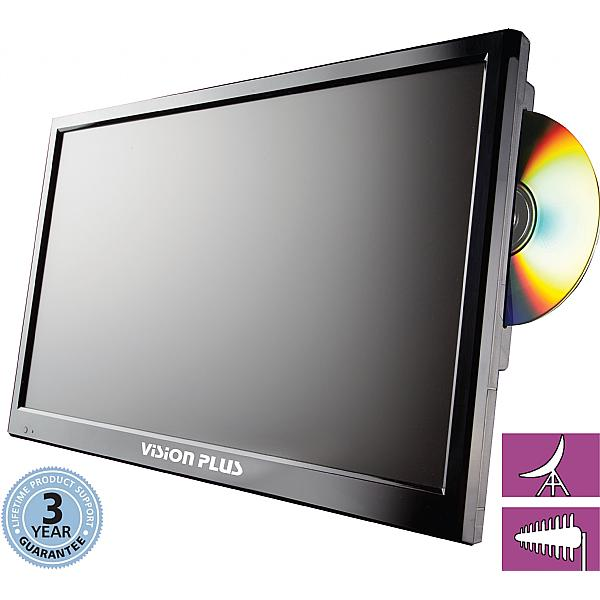 Vision Portable Hd Tv Dvd Magnum Motorhomes