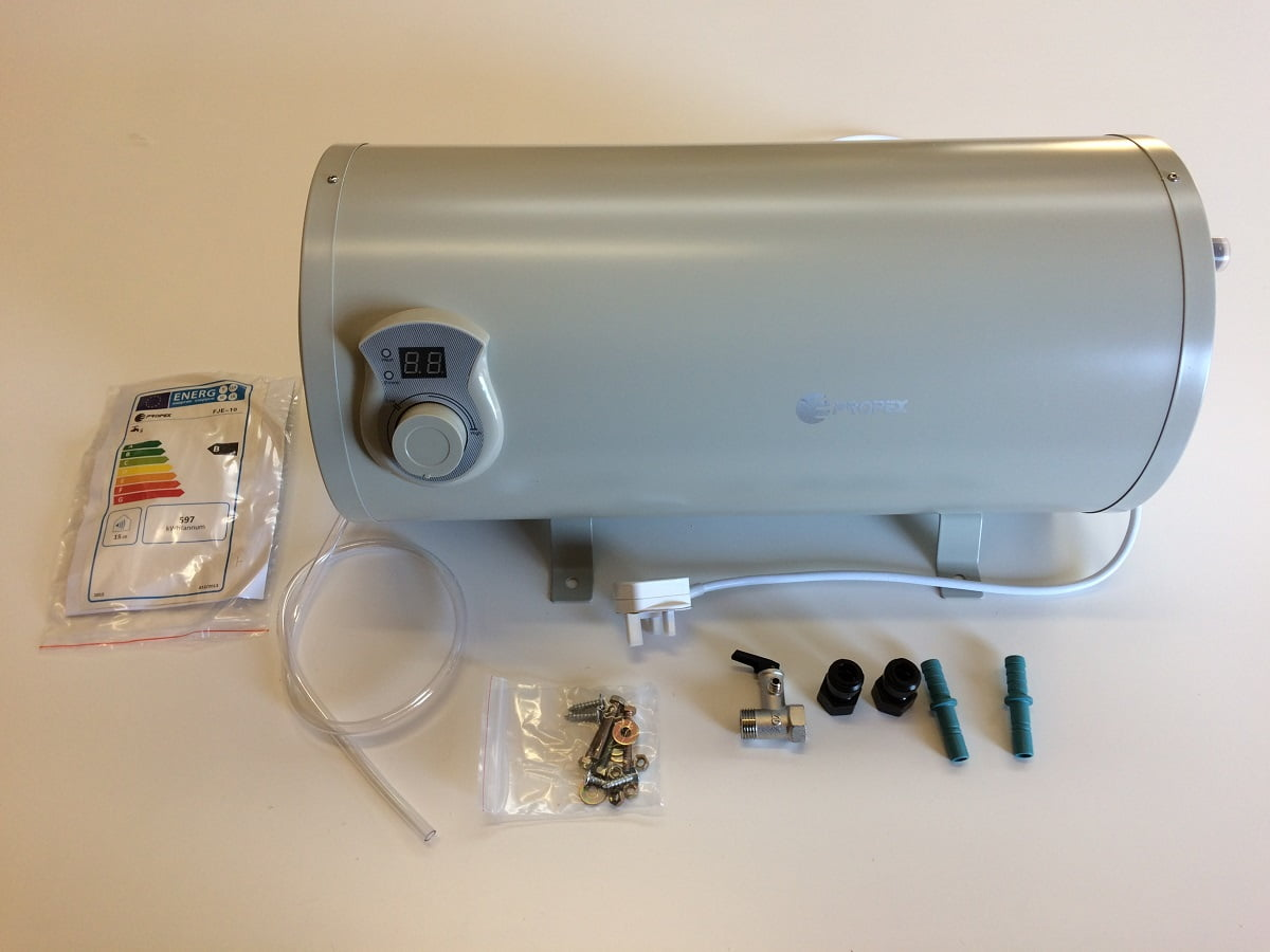 Propex 10 Litre Mains Water Heater - Magnum Motorhomes