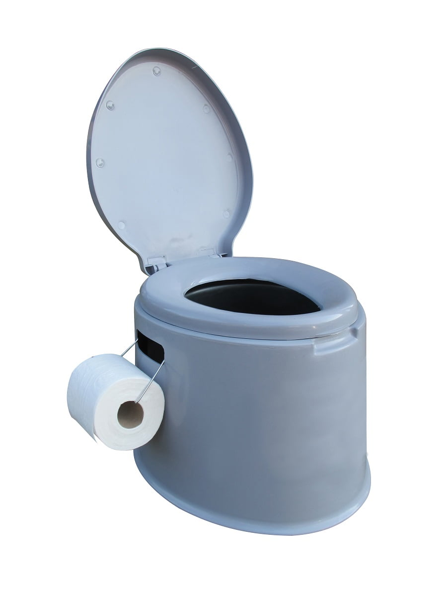 Kampa Khazi Portable Toilet - Magnum Motorhomes