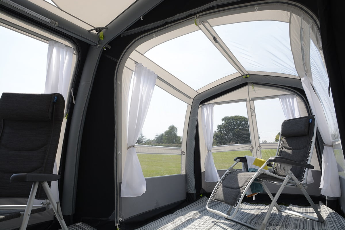 Kampa Air Pro Conservatory Annexe Magnum Motorhomes