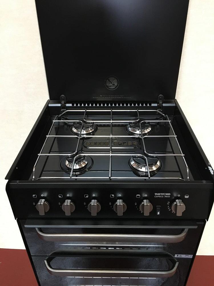 Spinflo Caprice MK III Cooker/Oven (M Black)