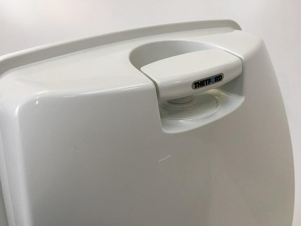 Thetford C224cw Cassette Toilet Manual Flush Magnum
