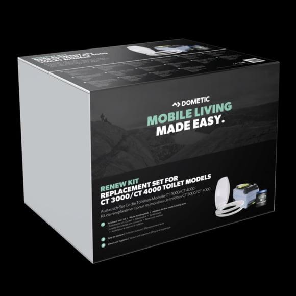 Dometic Toilet Cassette Renew KIT 9600000458