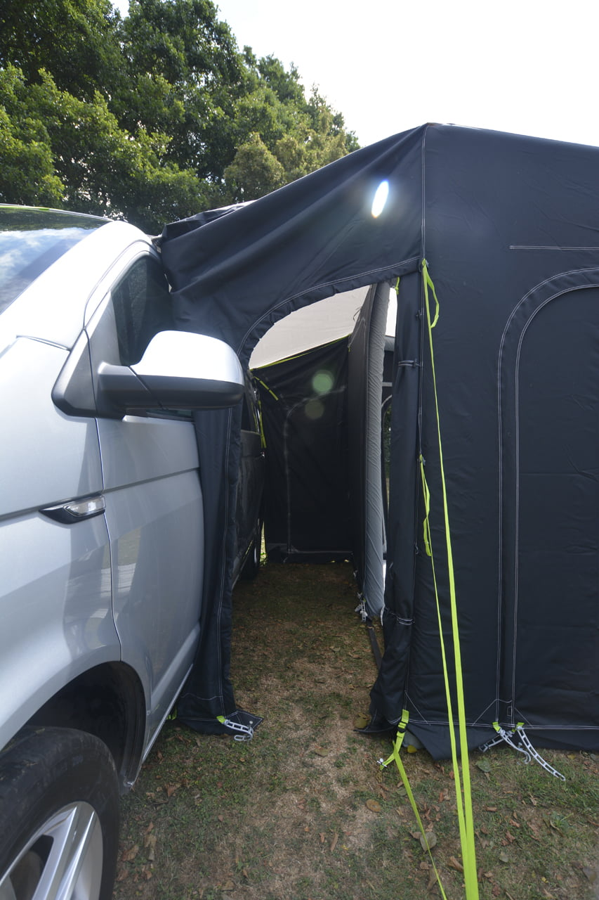 motor air rally drive kampa pro away vw